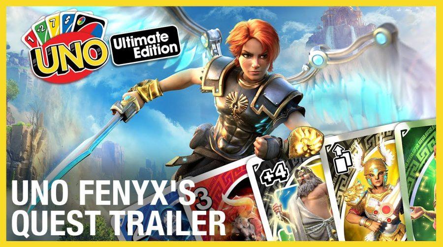 UNO dos deuses: DLC do jogo de cartas traz crossover com Immortals Fenyx Rising