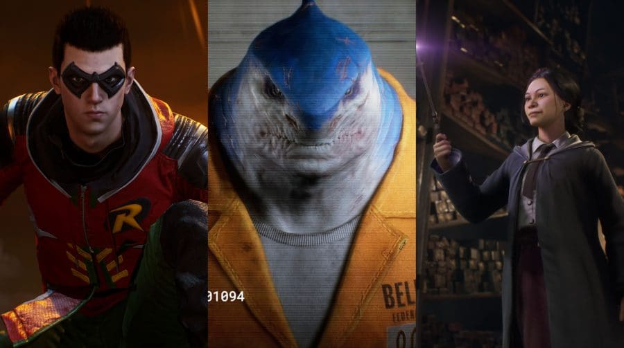 Próximos títulos da Warner Bros Games terão