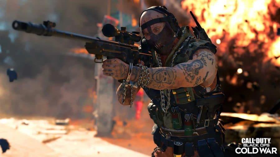 Jogadores de Call of Duty: Warzone pedem novo nerf na DMR 14