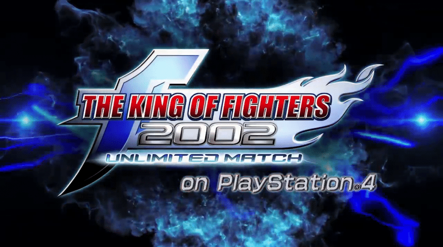 The King of Fighters 2002 Unlimited Match chegará ao PS4