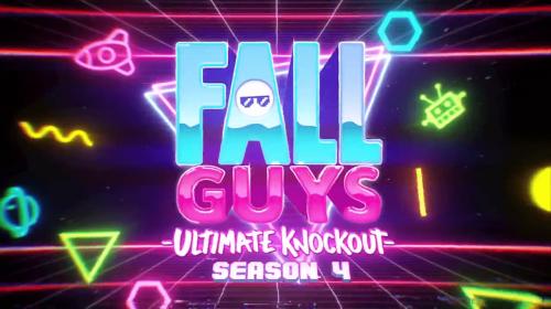 Fall Guys: quarta temporada terá temática futurista