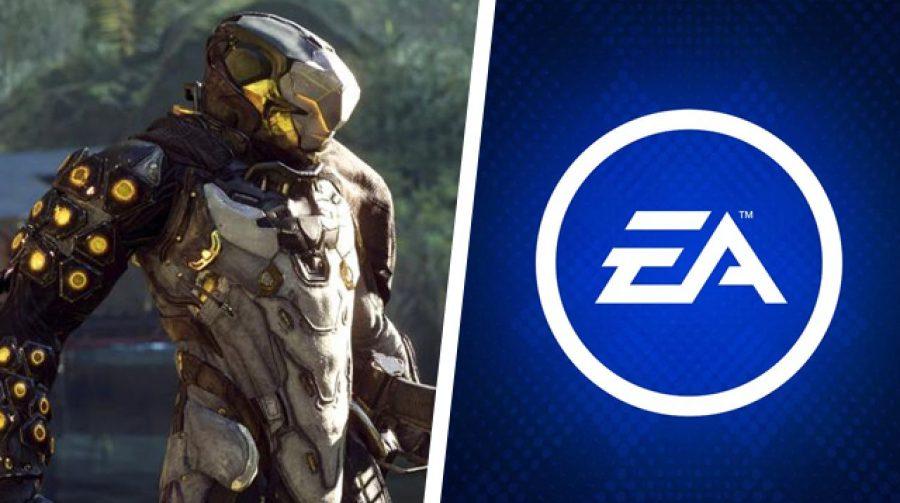 A hora da verdade: futuro de Anthem será decidido pela EA essa semana