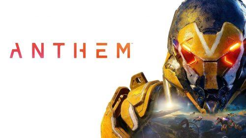 Rework de Anthem é cancelado para BioWare se concentrar em outros projetos