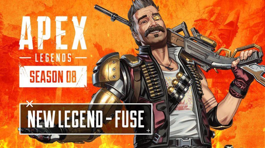 Novo trailer de Apex Legends mostra as habilidades explosivas de Fuse