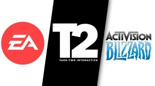 Arábia Saudita investe mais de US$ 3 bilhões na Activision, Take-Two e EA