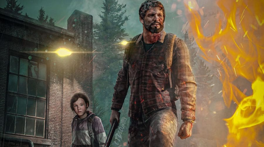 Fãs imaginam os visuais de Joel e Ellie na série de The Last of Us