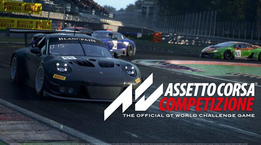 Assetto Corsa Competizione ganhará versão para PS5 ainda em 2021
