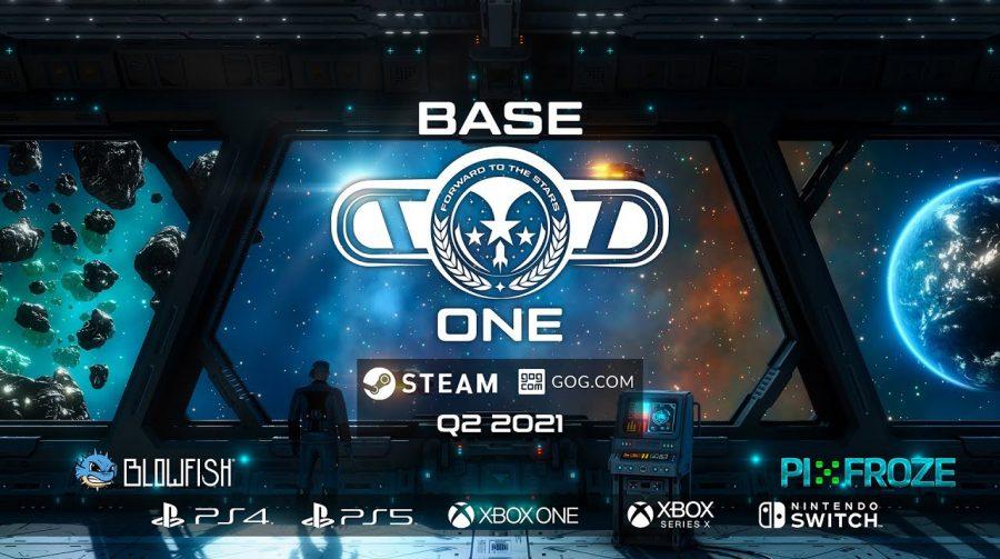 Jogo de simulação espacial, Base One chega no segundo semestre ao PS4 e PS5
