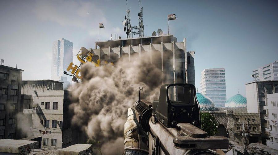 Novo Battlefield terá cenas de destruições nunca vista antes [rumor]