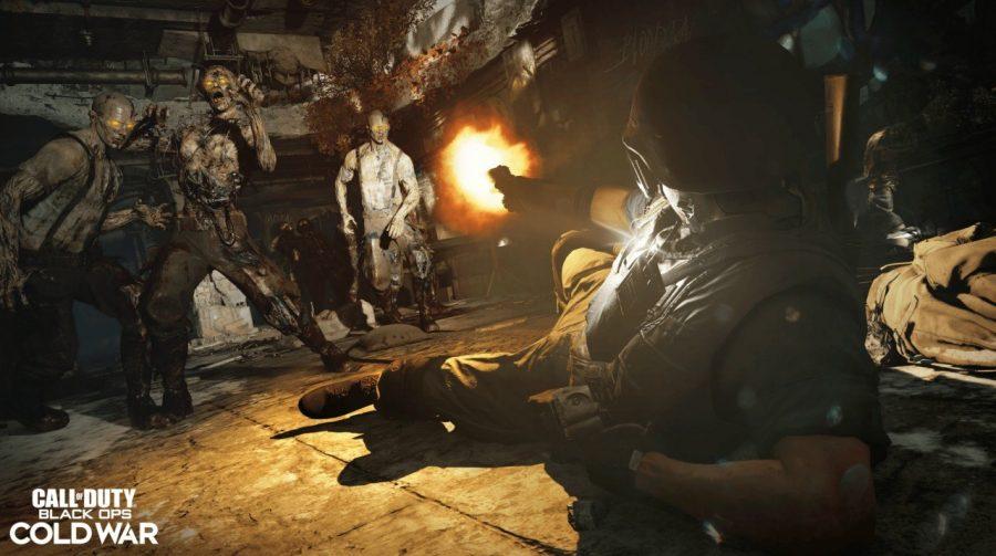 Site oficial vaza novo modo Zombies para Black Ops Cold War