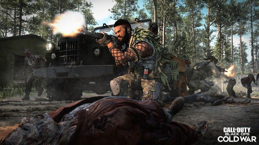 Black Ops Cold War: modo Epidemia Zumbi estará gratuito no início da 2ª temporada