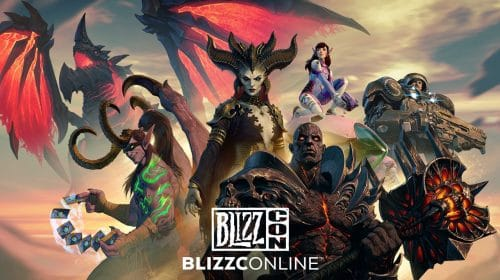 BlizzConline divulga a programação oficial do evento