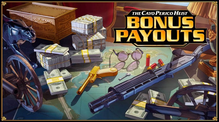 GTA Online: Golpe de Cayo Perico terá bônus de 50% até a próxima quarta (10)