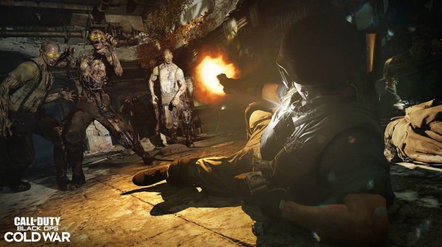 Patch de Call of Duty Black Ops Cold War melhora mapa Firebase Z