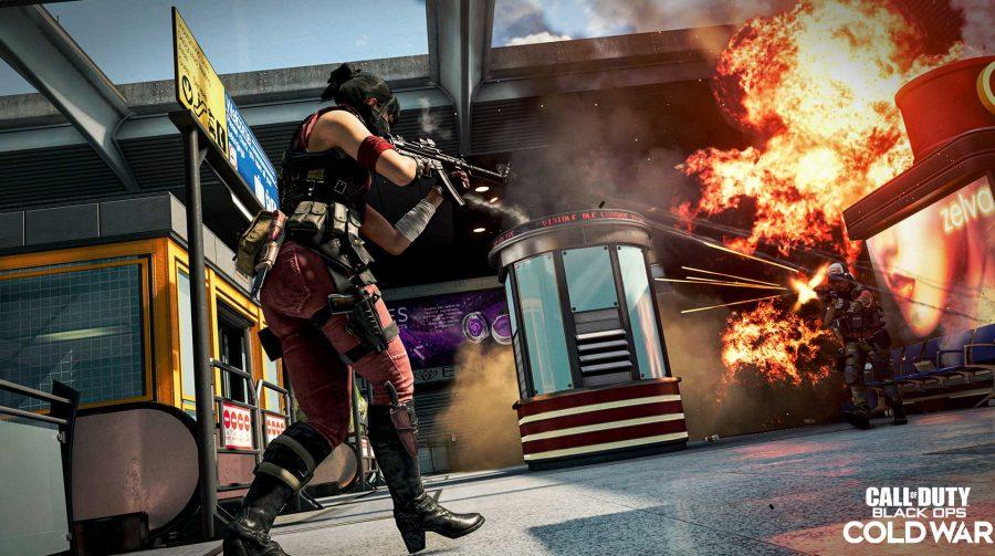 CoD Black Ops Cold War terá XP em dobro para armas no final de semana