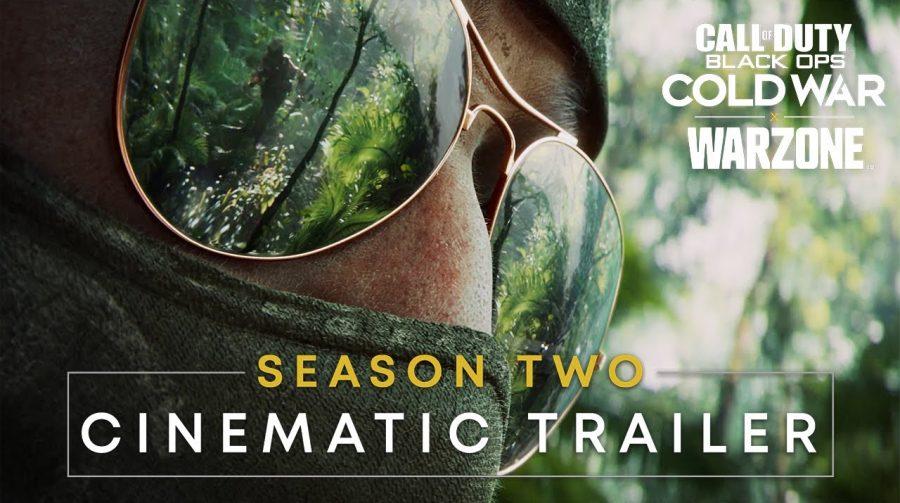 2ª temporada de Black Ops Cold War e Warzone chega dia 25 de fevereiro