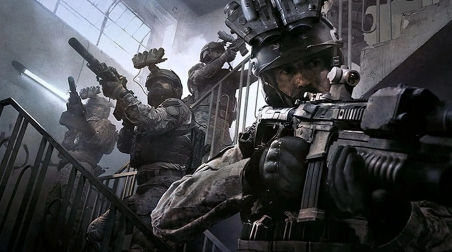 Updates de Call of Duty são tão grandes que já não cabem em um PS4 de 500GB
