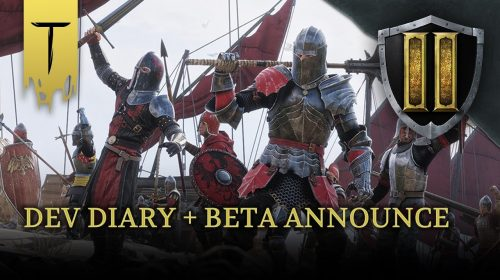 Chivalry II chega dia 8 de junho ao PS4 e PS5 e terá beta fechado em 26 de março