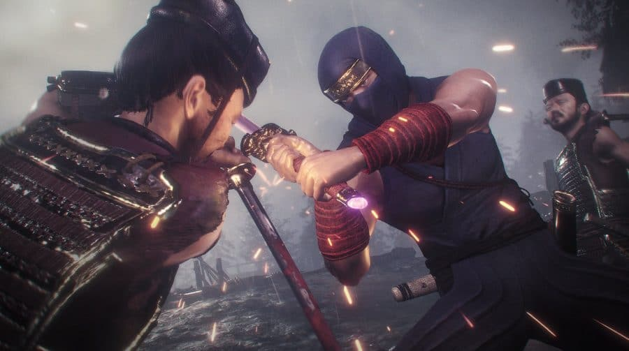 Novo update de NiOh 2 traz crossover com Ninja Gaiden