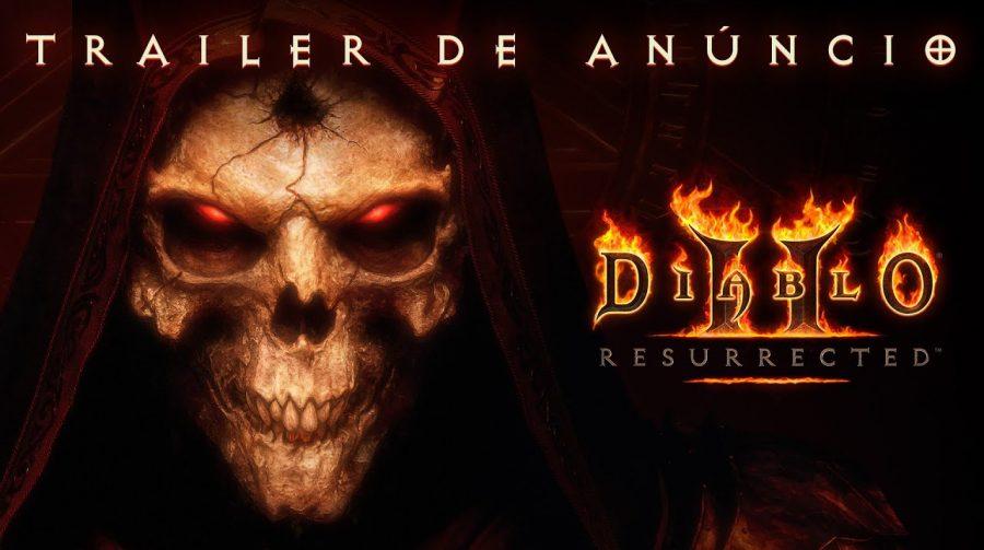 Diablo II: Resurrected é anunciado durante a BlizzConline