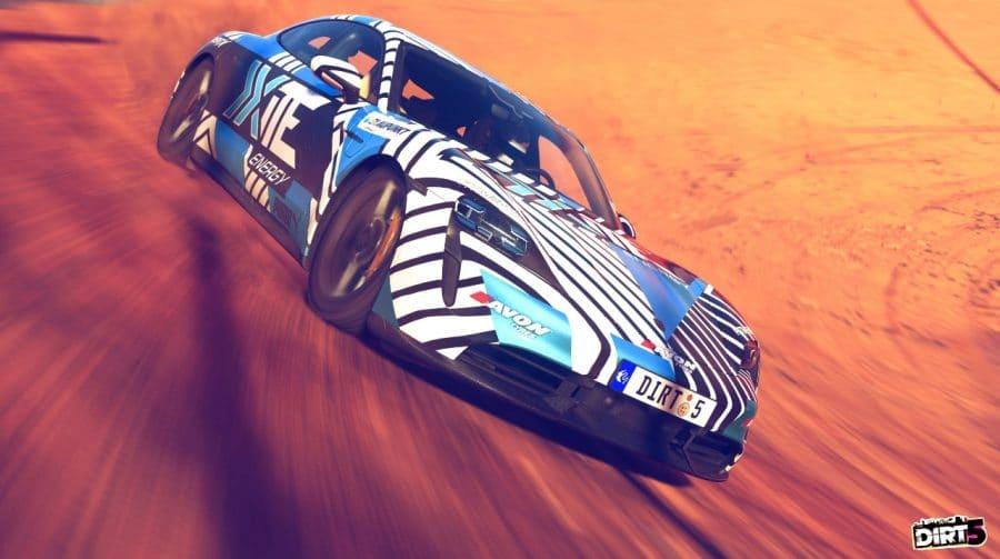 DIRT 5: DLCs com novos carros chegam ainda em fevereiro