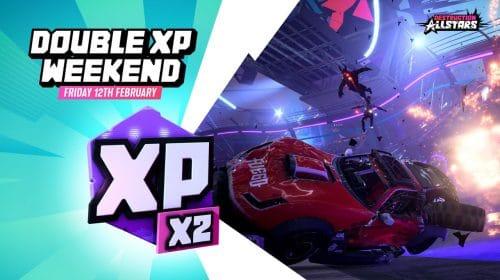 Destruction AllStars oferece o dobro de XP nesse fim de semana