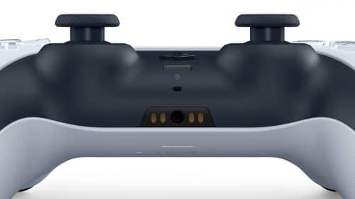 Patente do DualSense sugere acessório com botões traseiros adaptáveis