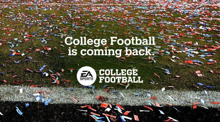 EA Sports College Football pode sair somente em 2023