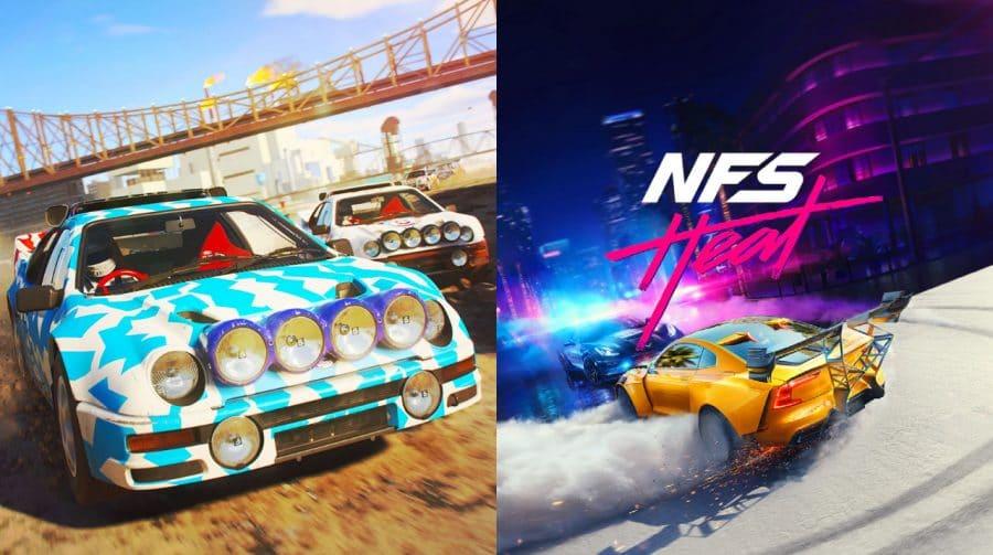 EA pode lançar jogos anuais de corrida, caso confirme compra da Codemasters