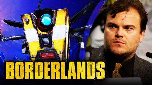 Jack Black é mais uma estrela confirmada para o filme de Borderlands