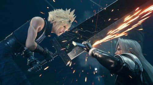 Square Enix não planeja lançar mais DLCs para Final Fantasy VII Remake