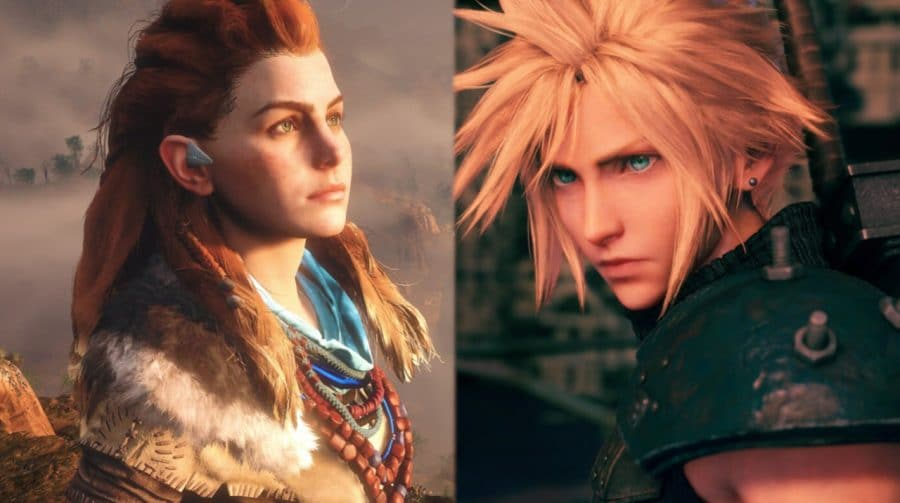 Co-diretor de Final Fantasy VII Remake diz que foi inspirado por Horizon Zero Dawn