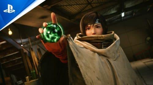 Intergrade marca a primeira aparição de Yuffie em Final Fantasy VII Remake