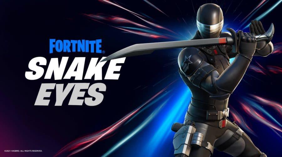 Fortnite: skin de G.I. Joe e dança de PSY são adicionadas ao jogo