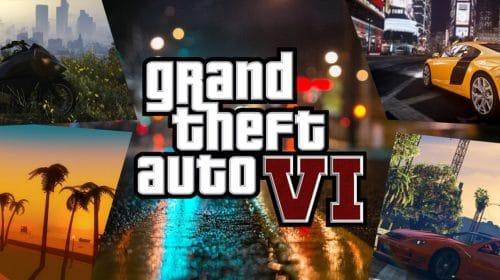 Take-Two quer lançar 21 jogos até março, mas GTA 6 não é um deles