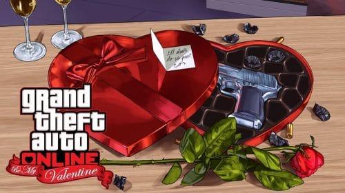 GTA Online celebra o Dia dos Namorados com bônus para os pombinhos