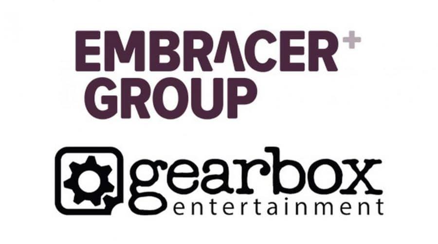 Embracer Group desembolsa US$ 1,3 bilhão e adquire a Gearbox Entertaiment