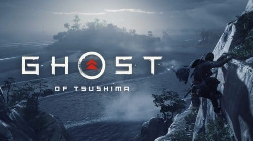 Ghost of Tsushima entra em promoção na PlayStation Store