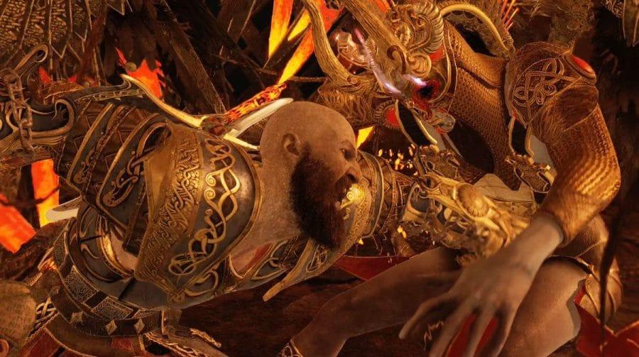 God of War: jogador derrota a última Valquíria só com os punhos