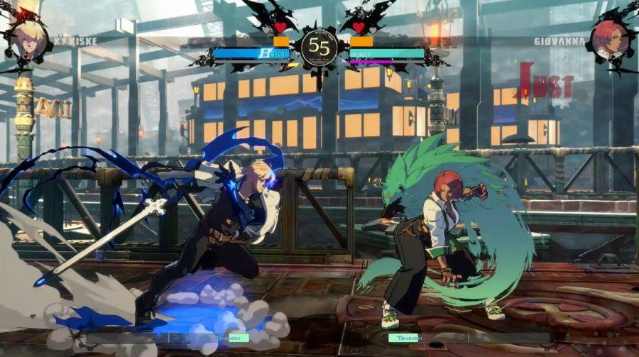 Gameplay de Guilty Gear Strive mostra novas técnicas de alguns lutadores