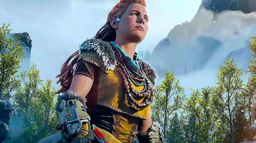 Horizon Forbidden West deve chegar em 2021; novo God of War é uma incógnita