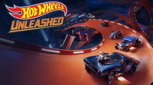 Hot Wheels Unleashed será lançado para consoles e PC em setembro