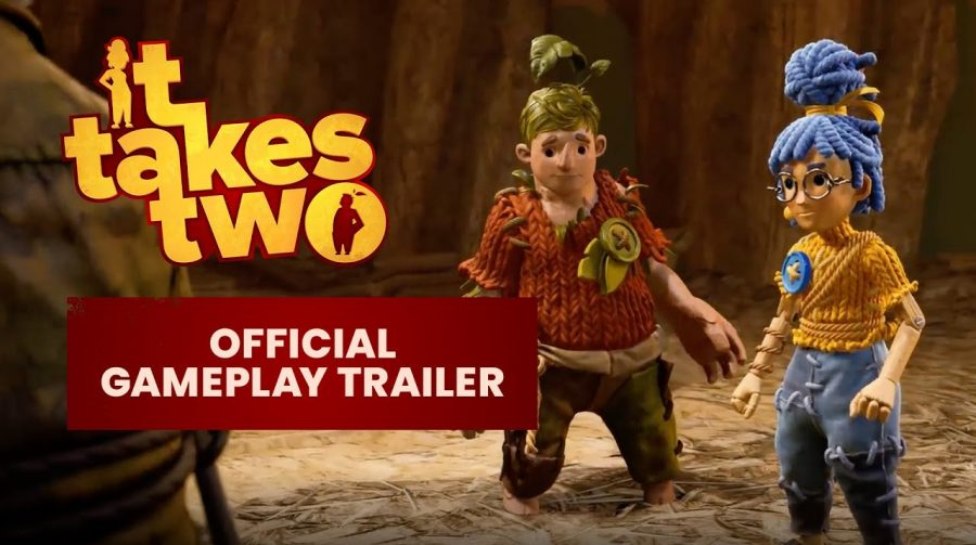Trailer de gameplay destaca personagens de It Takes Two