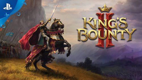 King's Bounty 2, RPG tático, é adiado para agosto