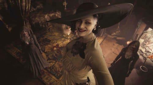 Lady Dimitrescu, de RE Village, ganha versão em Marvel vs. Capcom feita por fã