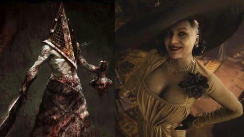 Altura de Lady Dimitrescu é questionada por fã de Silent Hill