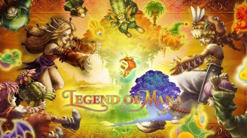 Legend of Mana será remasterizado e chegará ao PS4 em junho