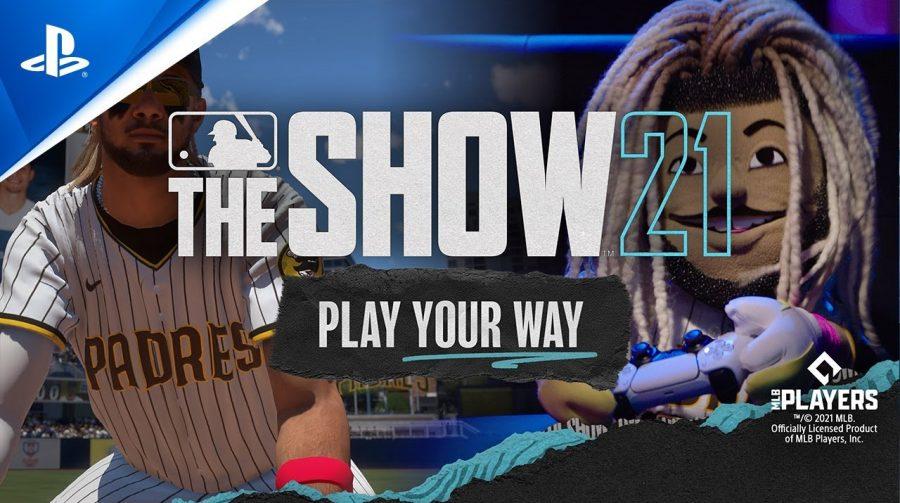 Novo trailer de MLB The Show 21 foca em diferentes estilos de jogo