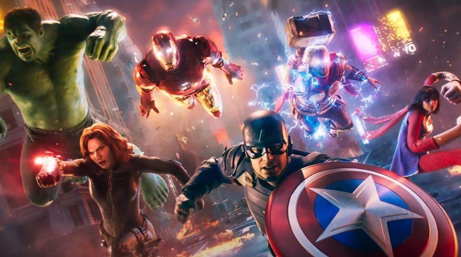 Marvel's Avengers não deve ter Ray Tracing na nova geração