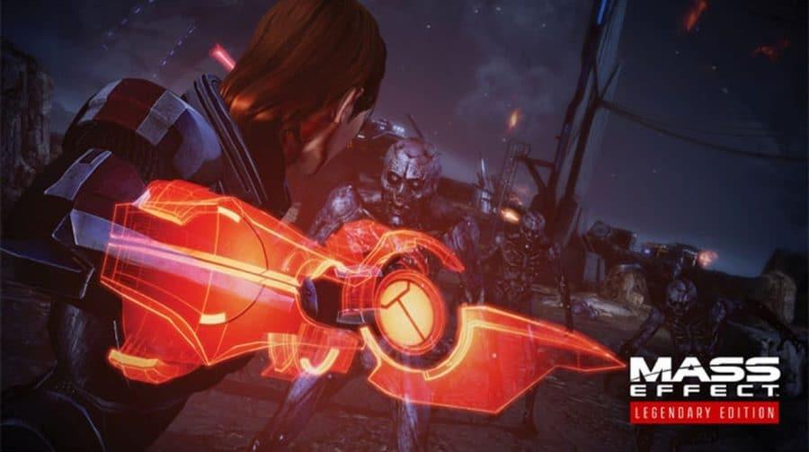 Mass Effect Legendary Edition não terá DLC do primeiro jogo